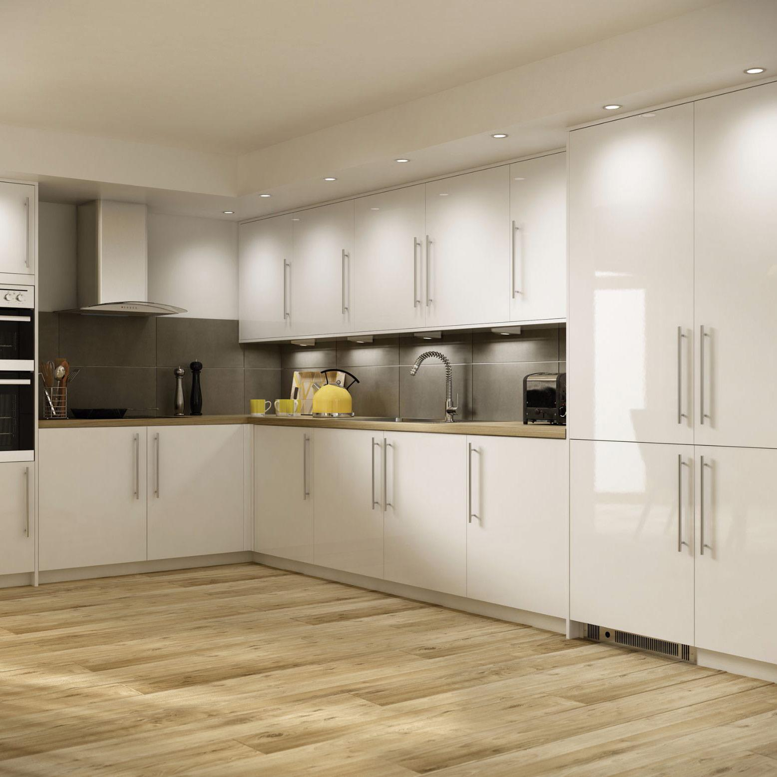 Smith Smith Kitchens: Smith's SS80 Kitchen Plinth Heater Central Heating