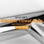 Eco Dry Electric Heated Towel Rails