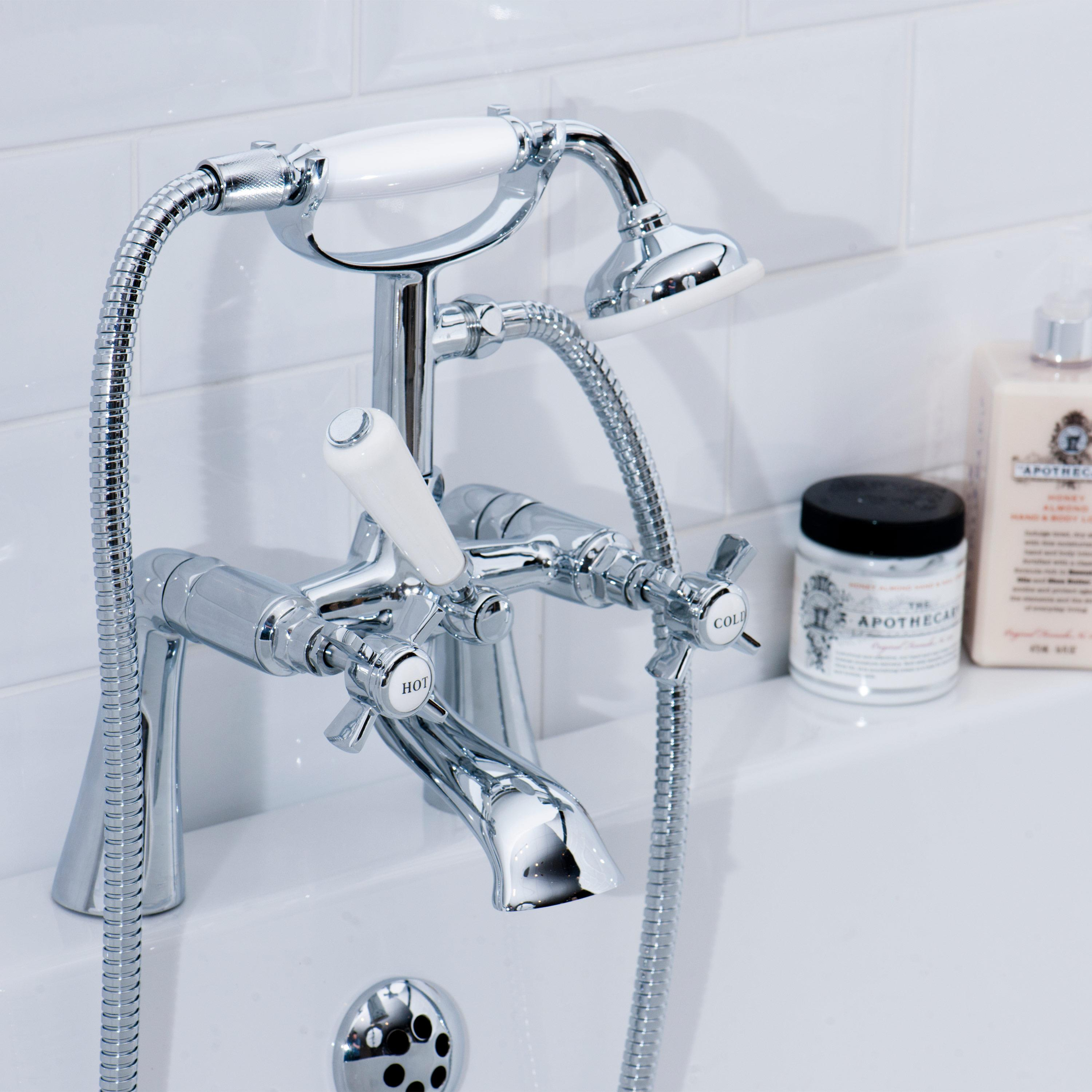 Time Classic Bath Shower Mixer Tap - Heat & Things