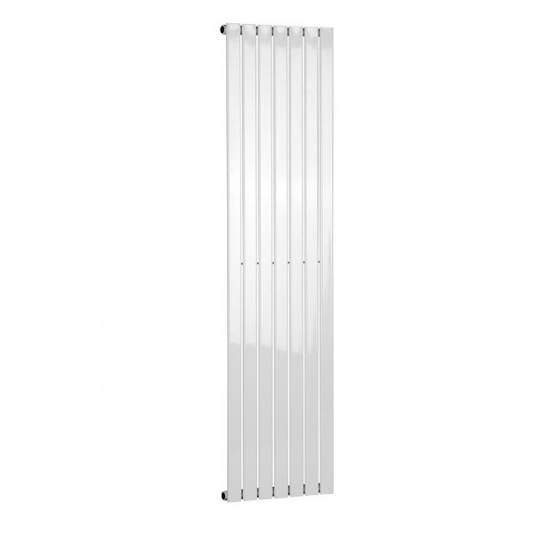 Tamar Electric Single Panel Vertical Flat Tube Radiator 480x1800mm