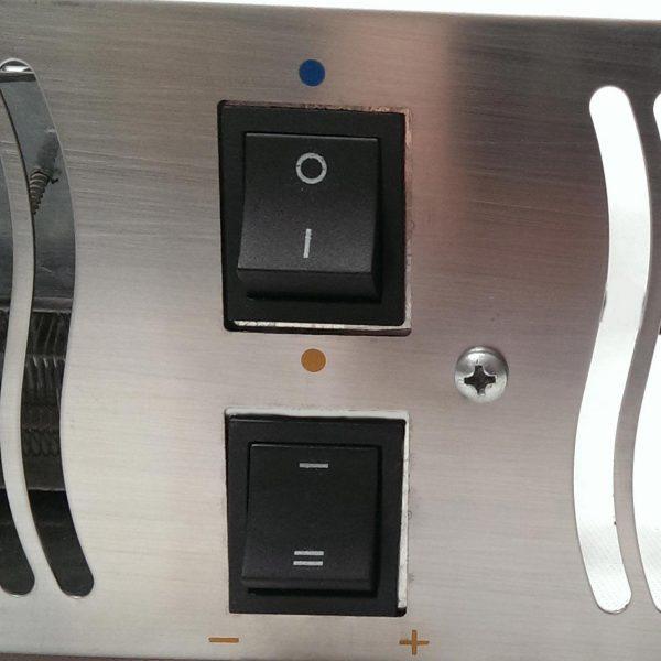 Bidex Electric Kitchen Plinth Heater 1.9kw