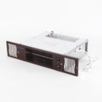 Diamond Bidex Plinth Heater with Brown grille