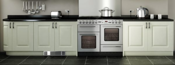 Smiths Kitchen Plinth Heaters - Central Heating