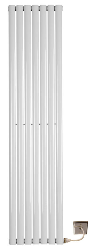 Electric oval radiators