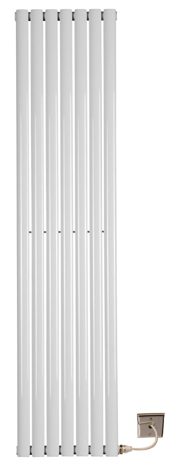 Electric oval radiators